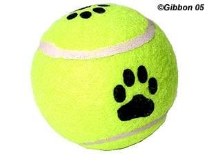 GB Tennisboll gul