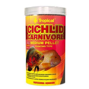 Tropical Cichlid Carnivore M 500ml