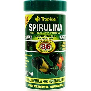 Tropical Super Spirulina Forte 250 ml