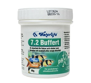 Waterlife Ph-buffer 7.2 60 g