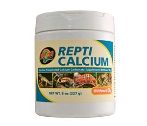 ZooMed Repti Calcium utan D 3 227 g.