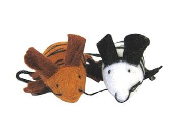 Z Vibrerande mus 2-p
